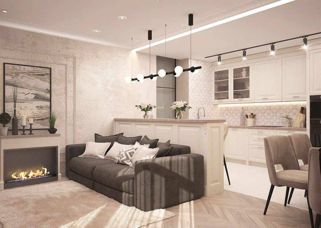 Rekonstrukce domácnosti během Covid19