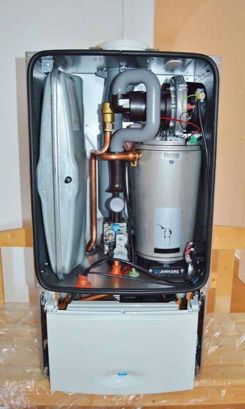 Blíží se čas revize plynových kotlů